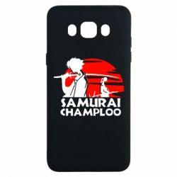 Чохол для Samsung J7 2016 Samurai Champloo