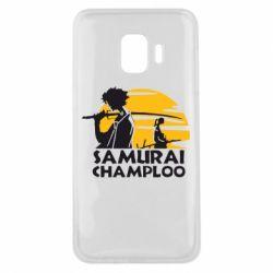 Чохол для Samsung J2 Core Samurai Champloo