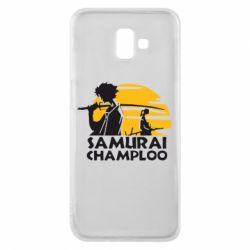 Чохол для Samsung J6 Plus 2018 Samurai Champloo