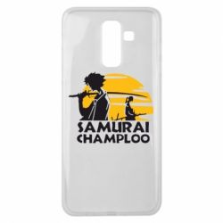 Чохол для Samsung J8 2018 Samurai Champloo