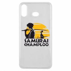 Чохол для Samsung A6s Samurai Champloo