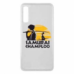 Чохол для Samsung A7 2018 Samurai Champloo
