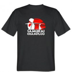 Мужская футболка Samurai Champloo - FatLine