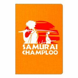 Блокнот А5 Samurai Champloo