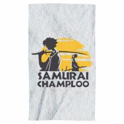 Рушник Samurai Champloo