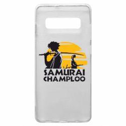 Чохол для Samsung S10+ Samurai Champloo