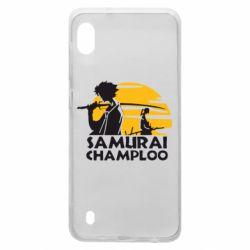 Чохол для Samsung A10 Samurai Champloo