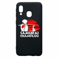 Чохол для Samsung A40 Samurai Champloo