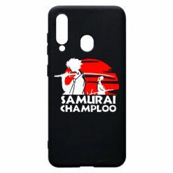Чохол для Samsung A60 Samurai Champloo