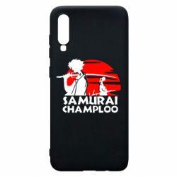 Чохол для Samsung A70 Samurai Champloo