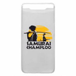 Чохол для Samsung A80 Samurai Champloo