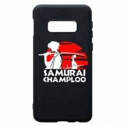 Чохол для Samsung S10e Samurai Champloo