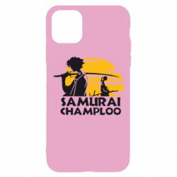 Чохол для iPhone 11 Pro Samurai Champloo