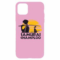 Чохол для iPhone 11 Pro Max Samurai Champloo