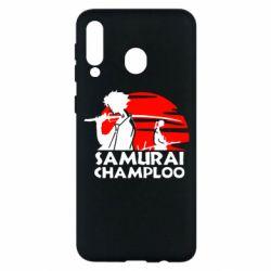 Чохол для Samsung M30 Samurai Champloo