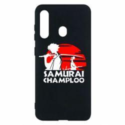 Чохол для Samsung M40 Samurai Champloo