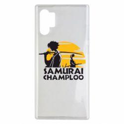 Чохол для Samsung Note 10 Plus Samurai Champloo