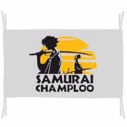 Прапор Samurai Champloo