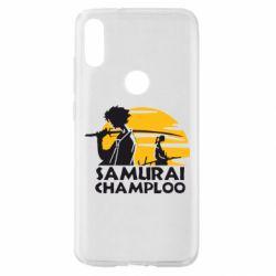 Чохол для Xiaomi Mi Play Samurai Champloo