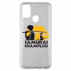 Чохол для Samsung M30s Samurai Champloo