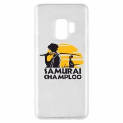 Чохол для Samsung S9 Samurai Champloo