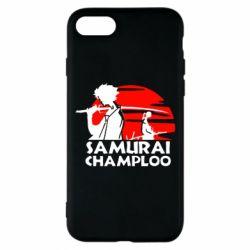 Чохол для iPhone 7 Samurai Champloo