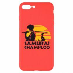 Чохол для iPhone 7 Plus Samurai Champloo