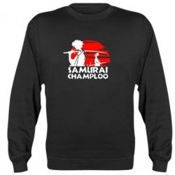 Реглан Samurai Champloo - FatLine