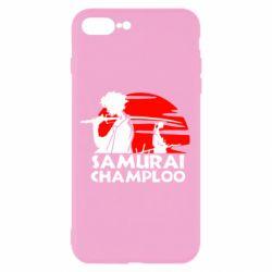 Чохол для iPhone 8 Plus Samurai Champloo