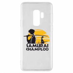 Чохол для Samsung S9+ Samurai Champloo