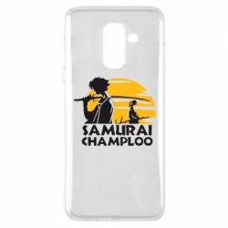 Чохол для Samsung A6+ 2018 Samurai Champloo