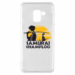 Чохол для Samsung A8 2018 Samurai Champloo