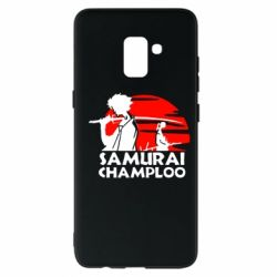 Чохол для Samsung A8+ 2018 Samurai Champloo