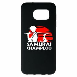 Чохол для Samsung S7 EDGE Samurai Champloo