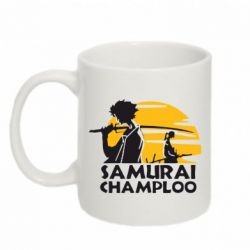 Кружка 320ml Samurai Champloo