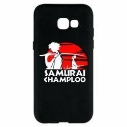 Чохол для Samsung A5 2017 Samurai Champloo