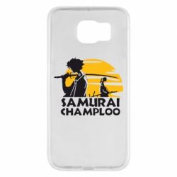 Чохол для Samsung S6 Samurai Champloo