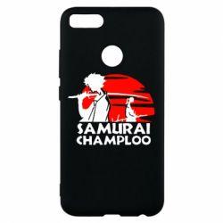 Чохол для Xiaomi Mi A1 Samurai Champloo