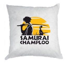 Подушка Samurai Champloo - FatLine