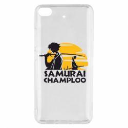 Чохол для Xiaomi Mi 5s Samurai Champloo