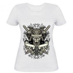 Жіноча футболка Samurai