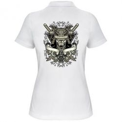 Жіноча футболка поло Samurai