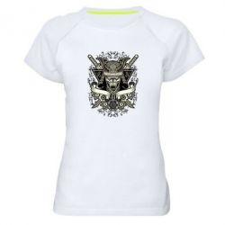 Жіноча спортивна футболка Samurai