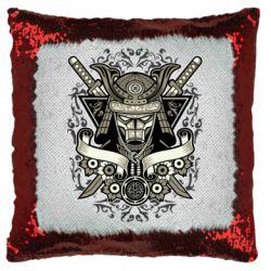 Подушка-хамелеон Samurai