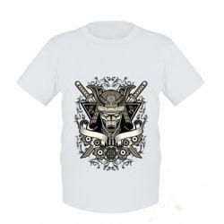 Дитяча футболка Samurai
