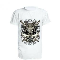 Подовжена футболка Samurai