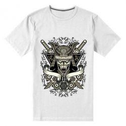 Чоловіча стрейчева футболка Samurai