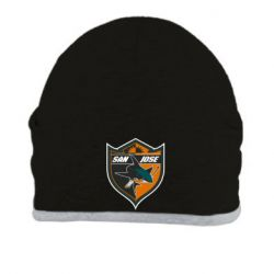 Шапка San Jose Sharks - FatLine