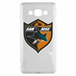 Чохол для Samsung A5 2015 San Jose Sharks
