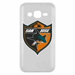 Чохол для Samsung J2 2015 San Jose Sharks